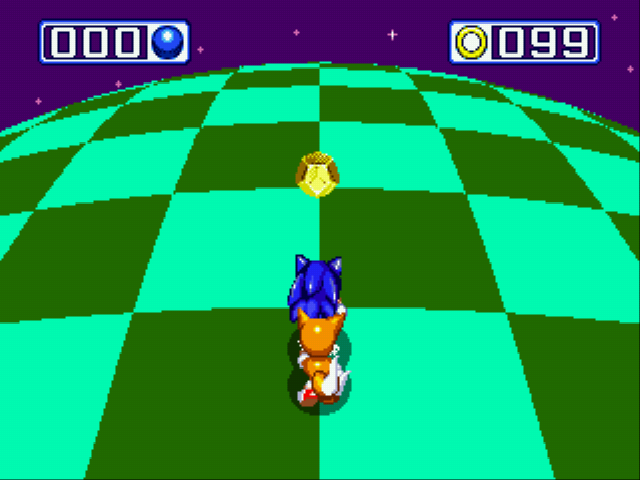 Sonic the Hedgehog 3 - Emerald #2 - User Screenshot